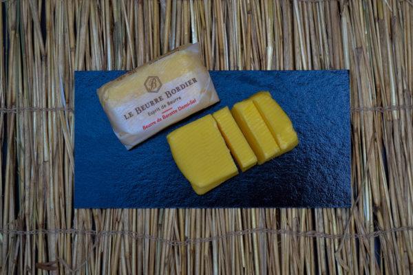 Beurre bordier demi sel fromagerie la prairie bethune arras - Beurre demi sel maison ...