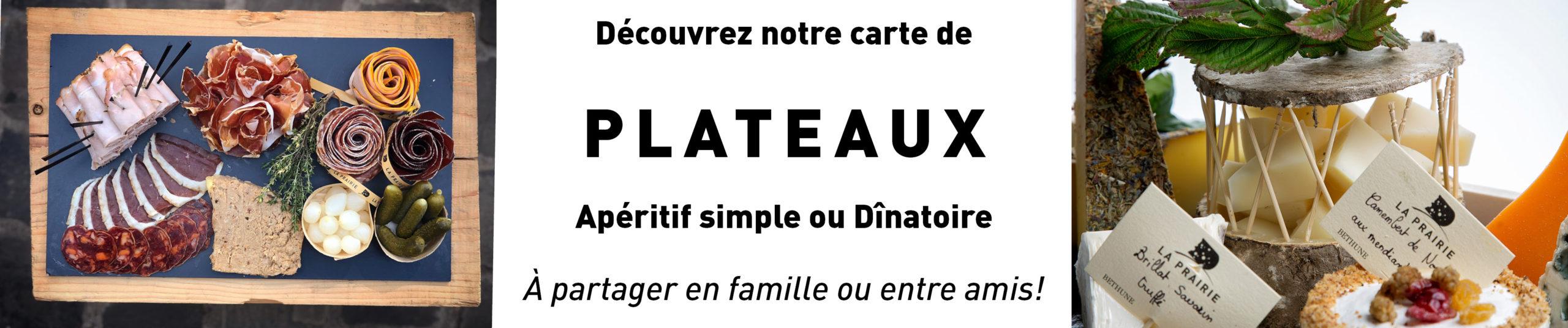 HOME_Plateaux Apéritif LA PRAIRIE